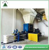 Ce approuvé de haute qualité de la presse hydraulique horizontale pour l'usine de recyclage