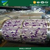 Bobina de acero prepintada/bobina cubierta color del acero Coil/PPGI