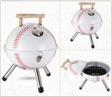 Outdoor Portalbe Camping Charcoal BBQ Grill pour jardin