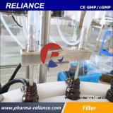 Automatisches Rosenduft-Öl-füllende mit einer Kappe bedeckende Maschine
