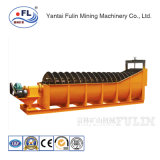 De minerale Spiraalvormige Classificator van het Zand van de Machine van de Verwerking Gouden voor Verkoop