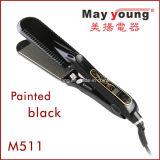 Straightener profissional do cabelo do vendedor de M511top com revestimento cerâmico