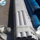SS304 114mm lista senza giunte di prezzi del tubo e del tubo dell'acciaio inossidabile da 4 pollici