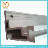 Fábrica de aluminio perfil de aluminio con estampado y CNC