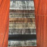 tessuto di lavoro a maglia della pelle scamosciata del tessuto 100%Polyester con bronzare