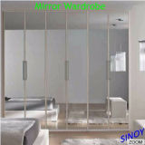 Specchio libero di Fromchina Sinoy dello specchio dell'argento della stanza da bagno