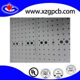 1 níveis de PCB de alumínio com orifício de chanfrar Furo Cego