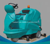 Floor Cleaning Scrubber Machineの強力なAutomatic Ride