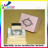 Cmyk imprimiu a caixa de papel de empacotamento atrativa do perfume