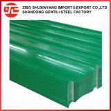 Alta qualità della lamiera di acciaio rivestita del tetto di colore