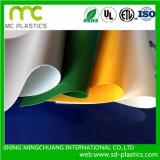 Lona de PVC flexible de lona para Carpa/techo/Piscina /estanque y la construcción