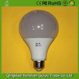 luz de bulbo do diodo emissor de luz 18W com alumínio e plástico de Eco