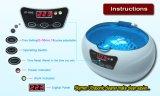 Digital-zahnmedizinisches Reinigungsmittel-mit Ultraschallhilfsmittel-Ultraschallreinigung