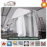 De Glijdende Tent van de Duw en van de Trekkracht van de Tent van de Boog van Arcum van de koepel voor 200 Mensen
