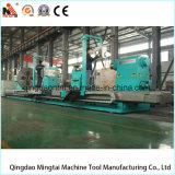Grande tornio orizzontale resistente di CNC per il cilindro di carta di giro, elettrodi di grafite del carbone (CG61300)
