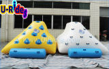 Equipo de juego de agua Iceberg inflable para niños y adultos