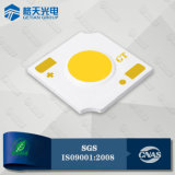 3000kはLEDの点ライトのための白い2W LEDのアレイ150lm/W CRI80を暖める