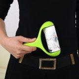 小型布のクリーニングはカスタム粘着性があるリントのローラーに用具を使う