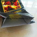 25kg BOPPによって薄板にされるPPによって編まれる弁袋、動物食糧袋、ドッグフード袋