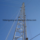 Nuova torretta delle Telecomunicazioni dell'albero di Guyed di stile del livello superiore