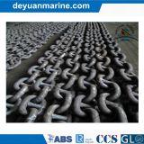Cadenas de anclaje de acero Marine Studlink