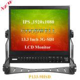 """Exhibición del LCD del panel 13.3 del IPS de la difusión """""""