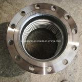 Flange do tubo de aço inoxidável para tubulação de óleo