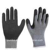 С покрытием из латекса Kinted хлопка рабочие перчатки
