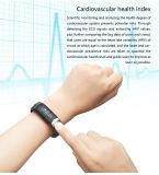 心拍数および歩数計A01が付いている多彩な防水スマートなブレスレット