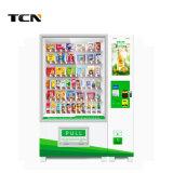 Ensaladas/verduras automático/huevo/máquina expendedora de fruta con ascensor