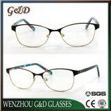 2018 Fabricación de Metal Productos gafas Gafas Anteojos de marco de óptica