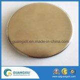 N50 de alta calidad de Tierras Raras de NdFeB imanes de disco de Material magnético