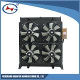 Refrigeración por agua de aluminio modificada para requisitos particulares Bh12V190-1360-P Radiator