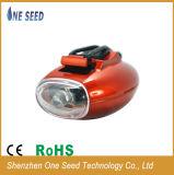À prova de LED Mini-Aluguer de Bicicleta de Luz de Flash para Dom