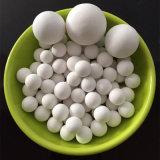 공 선반 거친 세라믹을%s 92% 높은 반토 세라믹 가는 공