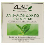Zeal Face Facial Anti-Acne & Signs Removing Cleanser