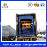 Bloc concret complètement automatique du cylindre Qt12-15 hydraulique faisant la machine
