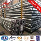 Heißes BAD galvanisierte Stahlpolen mit Bitumen für 55FT