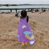 Grote Microfiber Handdoek 75*150cm Afgedrukte Reizende Sneldrogende Sporten die het Kamperen van het Bad zwemmen