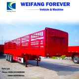 中国Factoryの重義務Capacity FenceかStake/Side Board/Side Wall Semi-Trailer