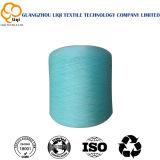 Polyester-Ring gesponnenes Garn 100% für nähendes Polyester-Garn für Hemden und Hosen