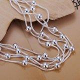 silbernes überzogenes Armband-Geldstrafen-Form-Armband der Schmucksache-925jewelry