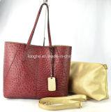 Nieuwe Struisvogel met Kleine Zak Dame Handbag Fashion (ZX216)