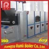 3t de met kolen gestookte Boiler van het Hete Water van de Stoom (SZL)