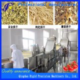 Las tuercas de grano tipo cinturón industrial de la máquina de secado