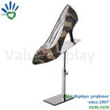 Zapatos de acero inoxidable metálica para rack de soporte de pantalla