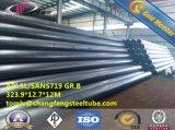 Tubos de acero de carbón del API 5L/ASTM A53/EN10210 S355JR ERW/HFW