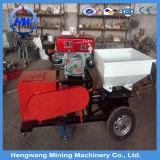 ディーゼルモーター自動砂乳鉢構築のための噴霧ポンプ機械