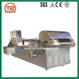 L'Oignon Cripy friteuse automatique et la friture de la machine avec système de filtration en continu