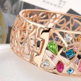 De open In het groot Armband van de Armband van de Juwelen van de Legering van het Zink van Dames